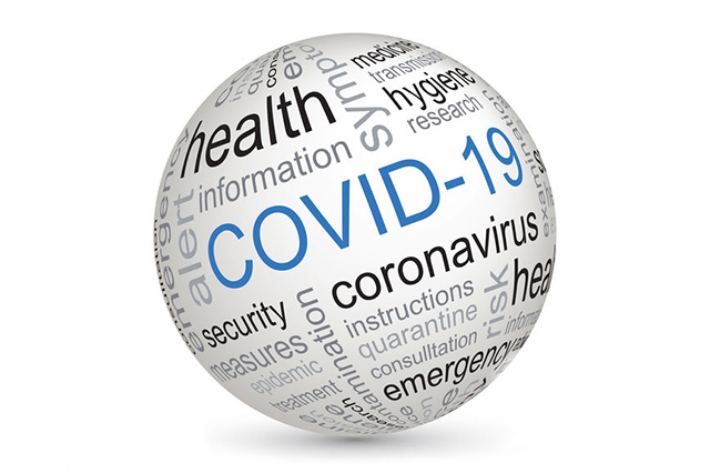 Covid-19 Coronavirus Logo, Forward Hygiene Services, Hull, East Yorkshire . Cleaning and Covid-19 decontamination services. Office shop, factory, home domestic, industrial and commercial covid-10 decontamination services